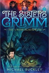 Книга: Необычные подозреваемые. Сестры Гримм - 2.