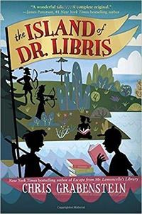Книга: Остров доктора Либриса