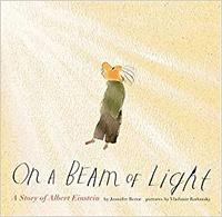 Книга: На луче света. История Альберта Эйнштейна