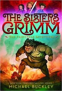 Книга: Сестры Гримм. Жили-были детективы