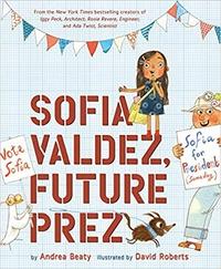 Книга: Софи Вальдез, будущий президент