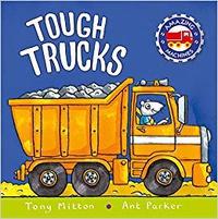 Книга: Удивительные грузовики