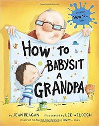 Книга: Как сидеть с дедушкой