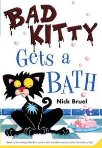 Книга: Шаловливая Китти отправляется мыться