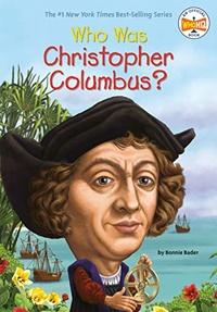 Книга: Кто такой Христофор Колумб?