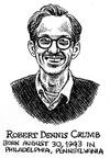 Роберт Крамб - автор книги Бытие. Ветхий завет. Иллюстрации Р. Крамба