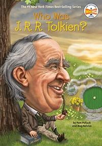 Книга: Кто такой Дж.Р.Р. Толкиен?