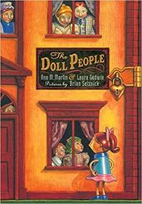 Книга: Кукольные человечки