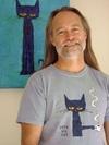 Джеймс Дин - автор книги Котик Петенька и его четыре чудесные пуговки