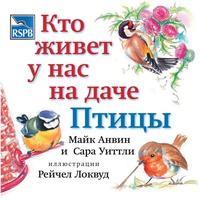 Книга: Кто живет у нас на даче. Птицы