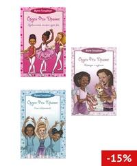 Книга: Три книги из серии «Орден феи Драже»