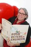 Андреа Бети - автор книги Роза Ривера, инженер