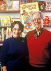 Стэн и Джен Беренстейн  - автор книги Большая книга про науку и природу
