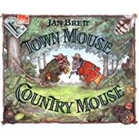 Книга: Мышь городская и мышь деревенская