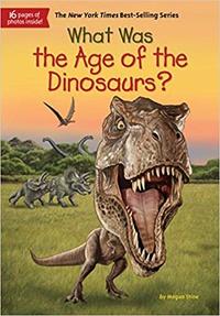 Книга: Какой была эпоха динозавров